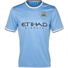Майка игровая домашняя 2013/14  Manchester City FC
