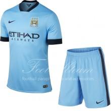 Форма игровая домашняя 2014/15 Manchester City FC