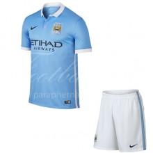 Форма игровая домашняя 2015/16 Manchester City FC