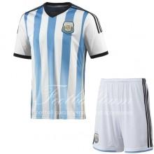 Форма игровая домашняя 2014 Argentina