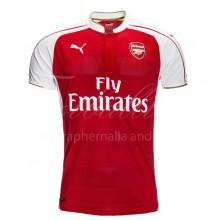 Майка игровая домашняя 2015/16 FC Arsenal