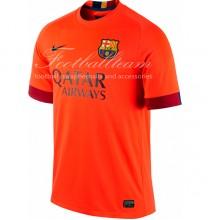 Майка игровая выездная 2014/15 FC Barcelona