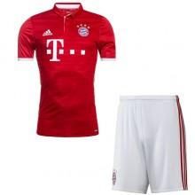 Форма игровая домашняя 2016/17 Бавария Мюнхен