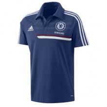 Поло Chelsea FC синяя