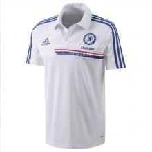 Поло Chelsea FC белая
