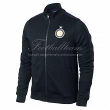 Олимпийка F.C. Internazionale  черная