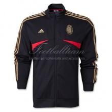 Олимпийка AC Milan  черная