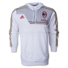 Толстовка AC Milan  белая