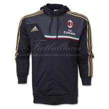 Толстовка AC Milan черная