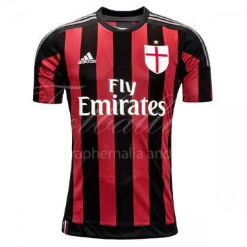Майка игровая домашняя 2015/16  AC Milan, ,