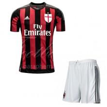 Форма игровая домашняя 2015/16 AC Milan
