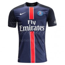 Майка игровая домашняя 2015/16 Paris Saint-Germain