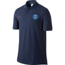 Поло Paris Saint-Germain синяя