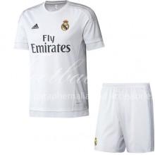 Форма игровая домашняя  Real Madrid сезон 2015/16